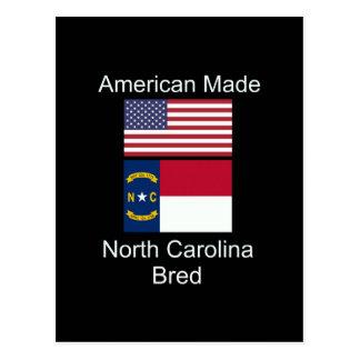 """Cartão Postal """"Nascer americano. North Carolina produziu da"""" o"""