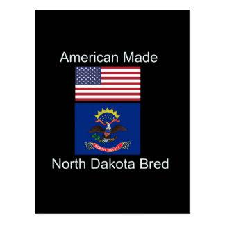 """Cartão Postal """"Nascer americano. North Dakota produziu da"""" o"""