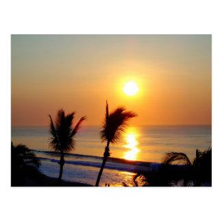 Cartão Postal Nascer do sol - San Jose de Cabo