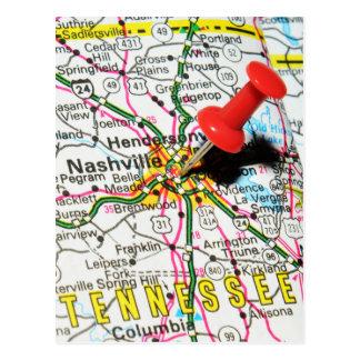 Cartão Postal Nashville, Tennessee