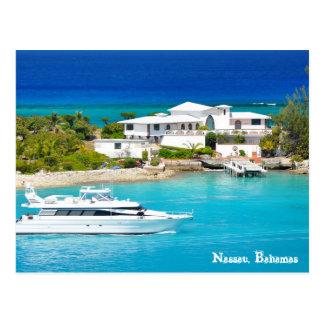 Cartão Postal Nassau, Bahamas