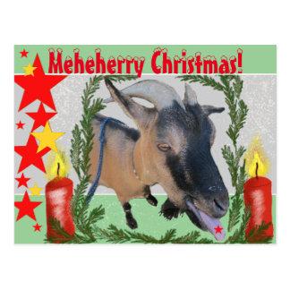 Cartão Postal Natal de Meheherry!