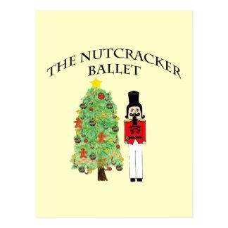 Cartão Postal Natal do Nutcracker do Tweeter 2009/2010 de