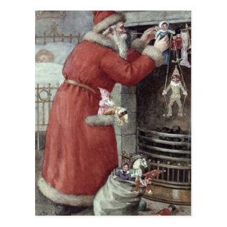 Cartão Postal Natal do pai
