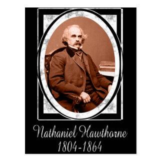 Cartão Postal Nathaniel Hawthorne