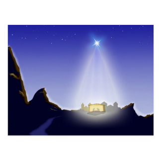 Cartão Postal Natividade