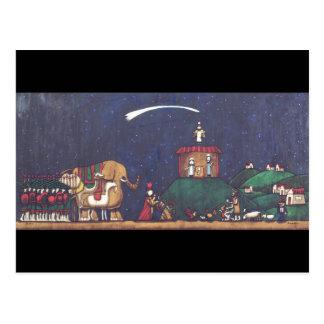 Cartão Postal Natividade 1