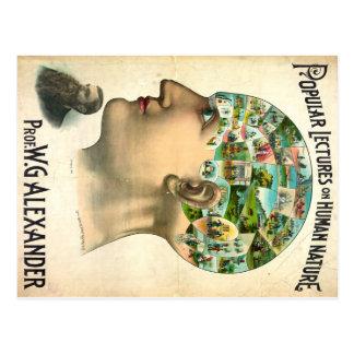 Cartão Postal Natureza humana
