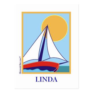 Cartão Postal Navigação