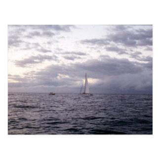 Cartão Postal Navigação em Havaí II