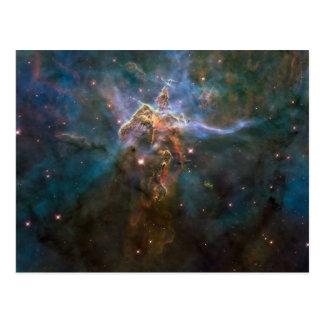 Cartão Postal Nebulosa de Carina