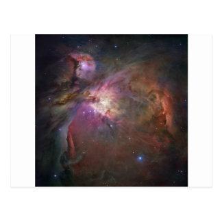 Cartão Postal Nebulosa de Orion