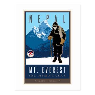 Cartão Postal Nepal