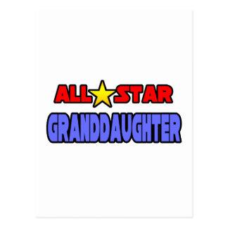 Cartão Postal Neta de All Star