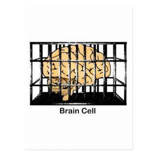 Cartão Postal Neurónio