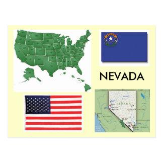 Cartão Postal Nevada, EUA