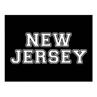 Cartão Postal New-jersey