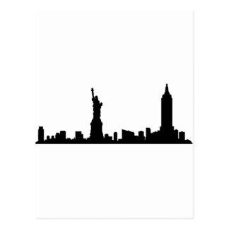 Cartão Postal New York