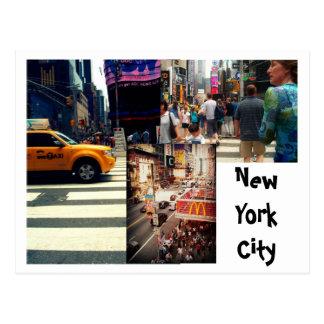 Cartão Postal New York City