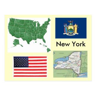 Cartão Postal New York, EUA