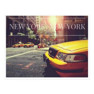 Cartão Postal New York, New York