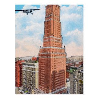Cartão Postal New York: Torre de Ritz