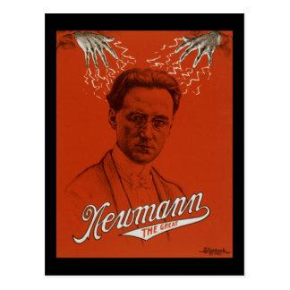 Cartão Postal Newmann o excelente