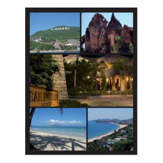 Cartão Postal Nha Trang - Vietnam