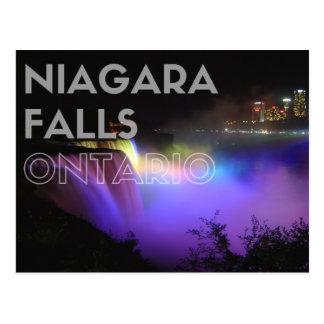 Cartão Postal Niagara Falls