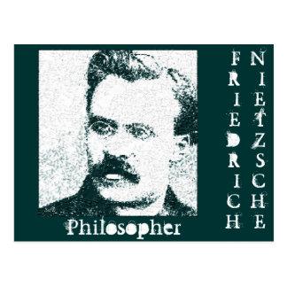 Cartão Postal Nietzsche