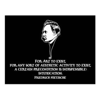 Cartão Postal Nietzsche-art-1-DKT