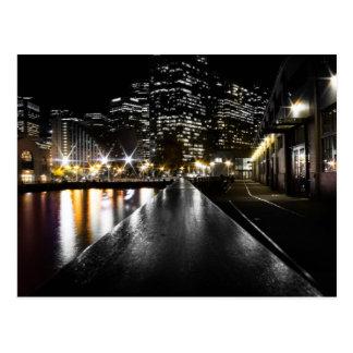 Cartão Postal Noite de San Francisco