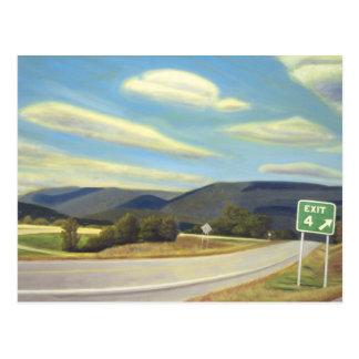 Cartão Postal Noonlight em Vermont