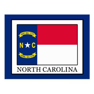 Cartão Postal North Carolina