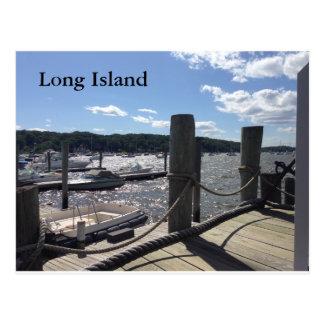 Cartão Postal Northport, Long Island