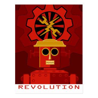 Cartão Postal Nós somos os robôs