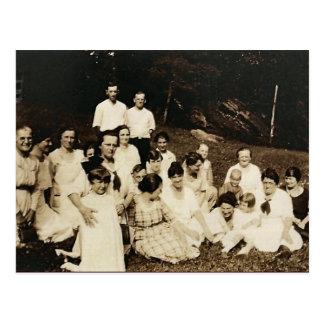 Cartão Postal Nosso dia no Sun (cerca de 1930)