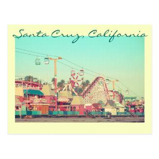Cartão Postal Nostalgia de Santa Cruz