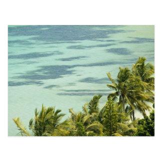 Cartão Postal Nova Caledônia, ilha grandioso de Terre, Noumea.