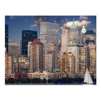 Cartão Postal Nova Iorque Manhattan
