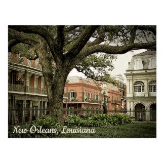 Cartão Postal Nova Orleães