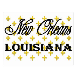 Cartão Postal Nova Orleães, Louisiana