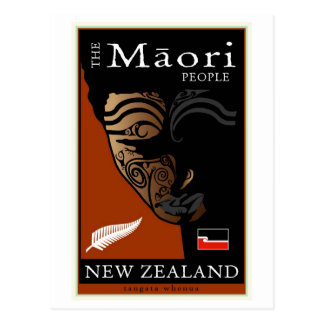 Cartão Postal Nova Zelândia