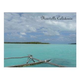 Cartão Postal Novo Calédonie