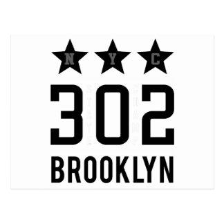Cartão Postal NTh Brooklyn