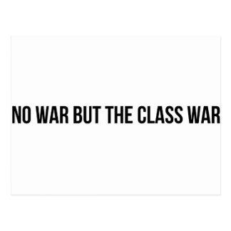 Cartão Postal NWBTCW - Política socialista comunista da