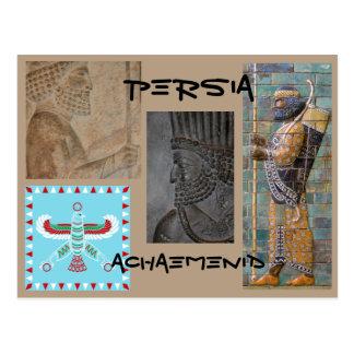 Cartão Postal O Achaemenid