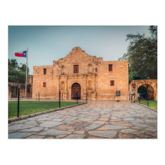 Cartão Postal O Alamo