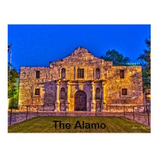 Cartão Postal O Alamo - o San Antonio, Tx