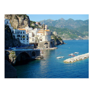 Cartão Postal O Amalfi Vista